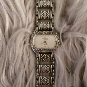 Anne Klein Bracelet Watch